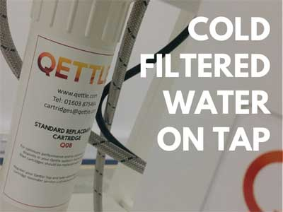 Qettle Filtered Water