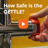 How safe is the QETTLE?