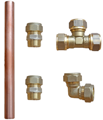 Picture of Compression Connection Kit